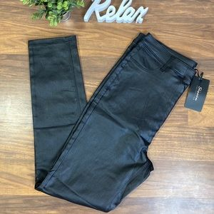🆕Shinestar black skinny jean